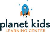 Planet Kids Learning Center Logo