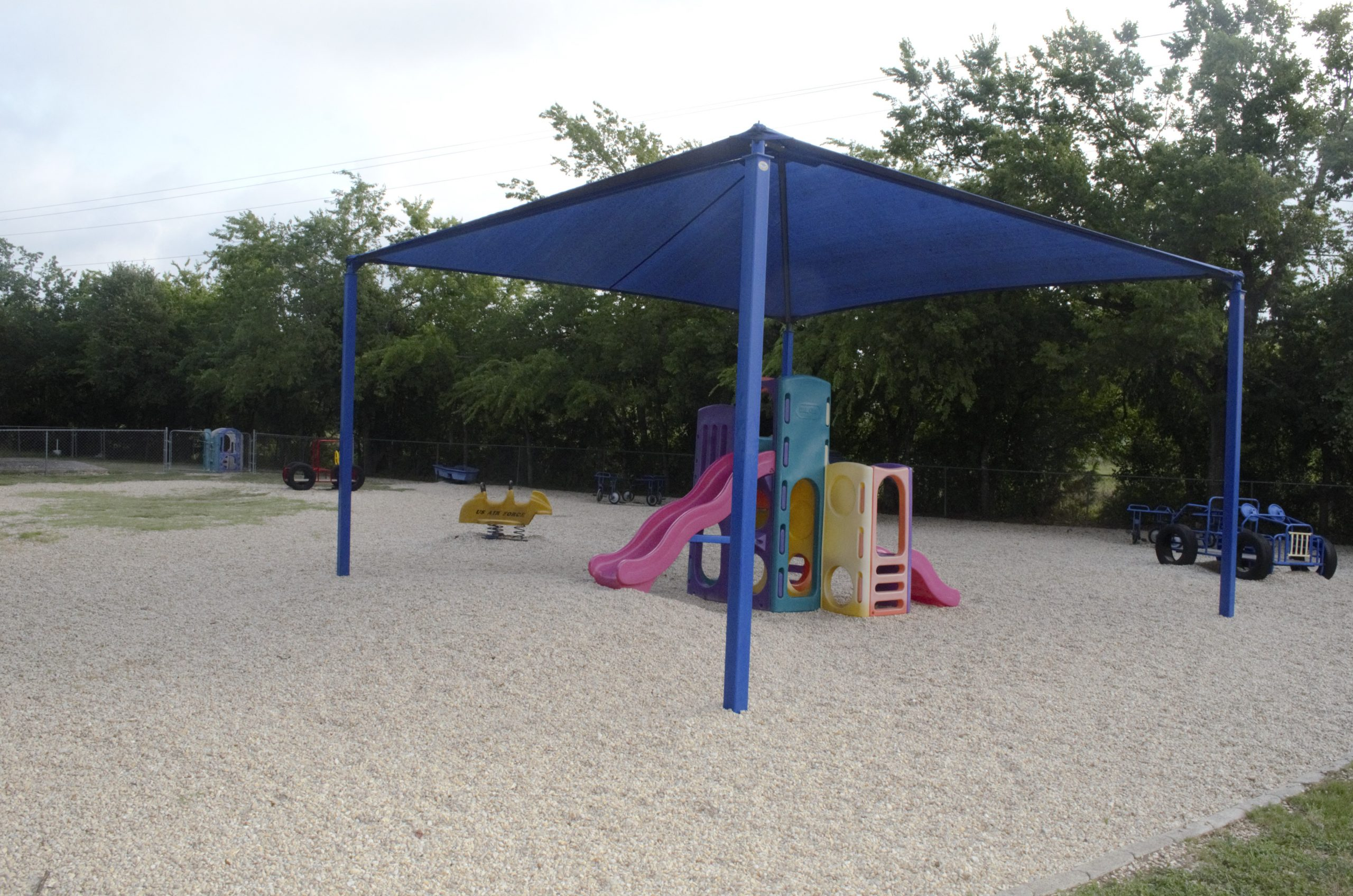 Boerne Texas Childcare Playground