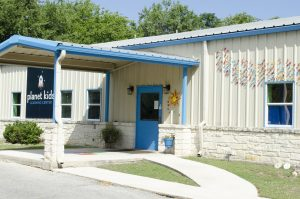 Planet Kids Learning Center Building of Boerne Texas
