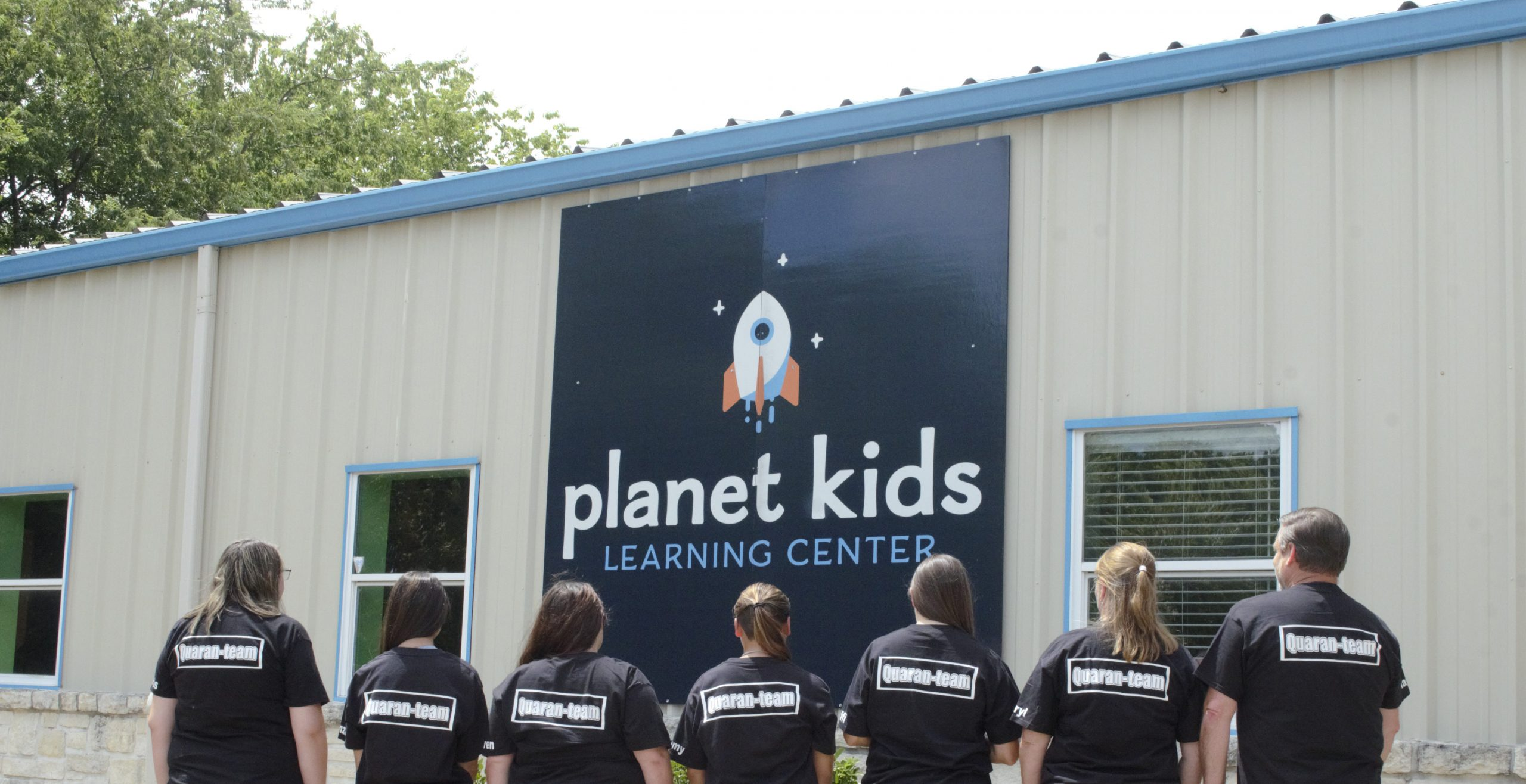 Boerne Texas Preschool and Day Care, Planet Kids Learning Center