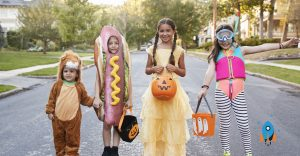Halloween Costume Tips for Kids by Planet Kids Learning Center
